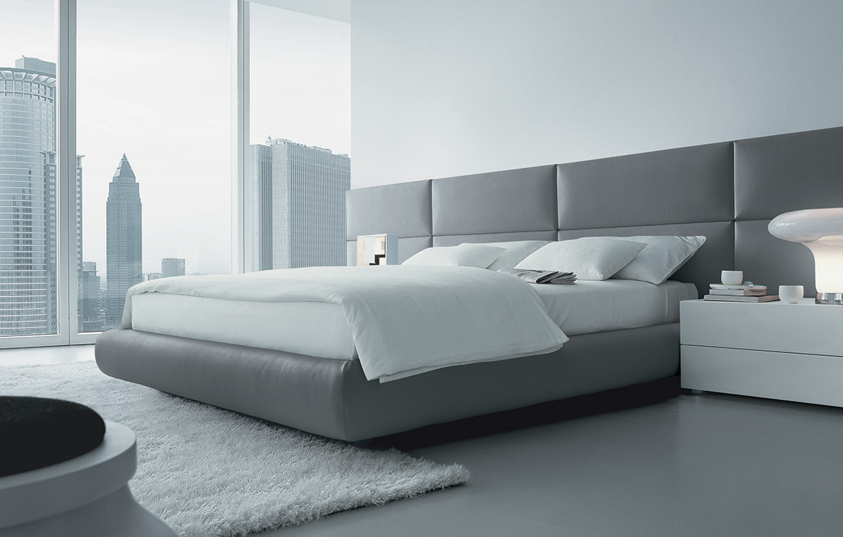 חדרי שינה מעוצבים | מיטה מעוצבת דגם ברליני