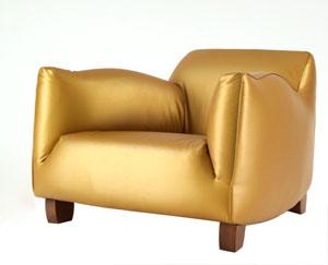 כורסא מעוצבת דגם בינגו ארנה מעצבים בהתאמה אישית