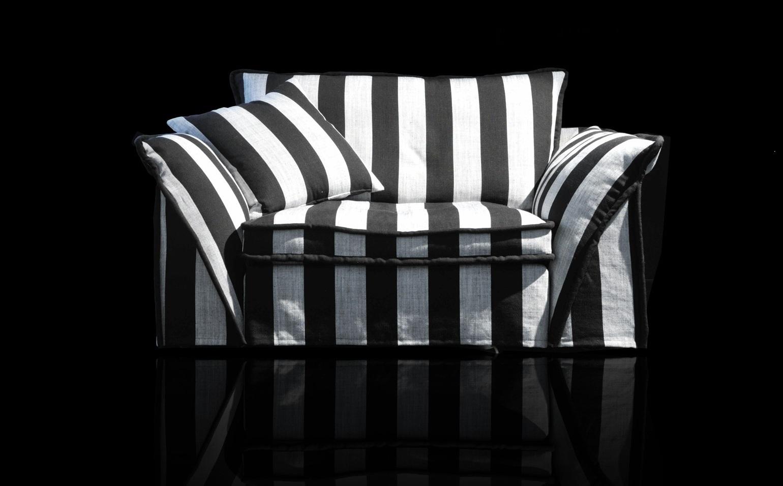 כורסא מעוצבת דגם פיטי