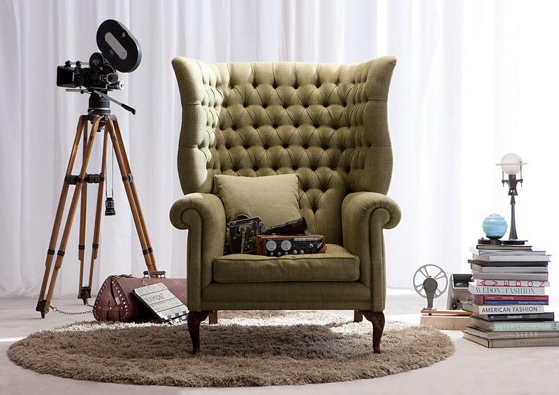 כורסא האני מעוצבת בעיצוב אישי בישראל