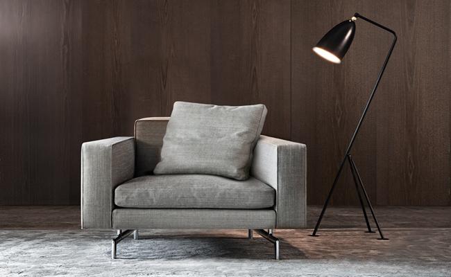 כורסא מעוצבת דגם לינדה