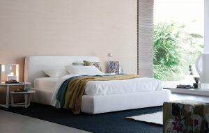 חדרי שינה מעוצבים | מיטה מעוצבת דגם קאנו