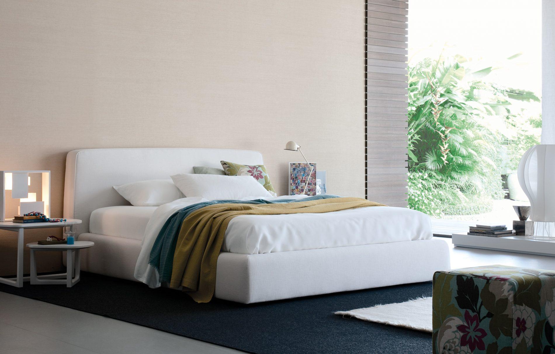 חדרי שינה מעוצבים - מיטה מעוצבת דגם קאנו