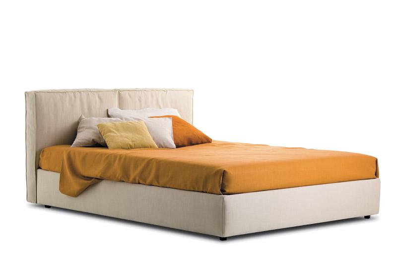 חדרי שינה מעוצבים | מיטה מעוצבת דגם לאופרד