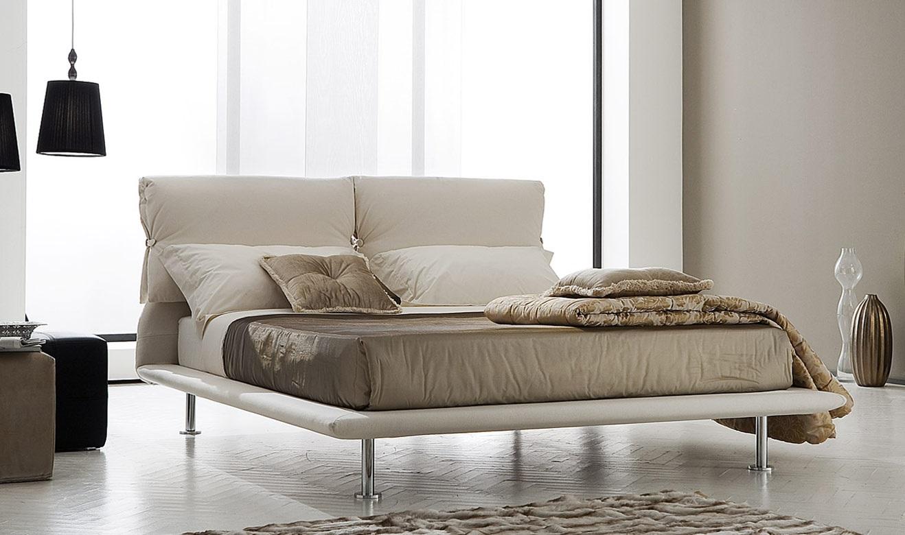 חדרי שינה מעוצבים | מיטה מעוצבת דגם נאצ'וס