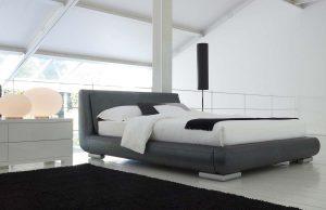 חדרי שינה מעוצבים | מיטה מעוצבת דגם לינקולן