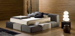 חדרי שינה מעוצבים | מיטה מעוצבת דגם פרו