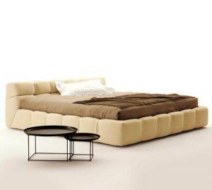 חדרי שינה מעוצבים | מיטה מעוצבת דגם קורונה