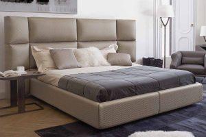חדרי שינה מעוצבים | מיטה מעוצבת דגם הוגו