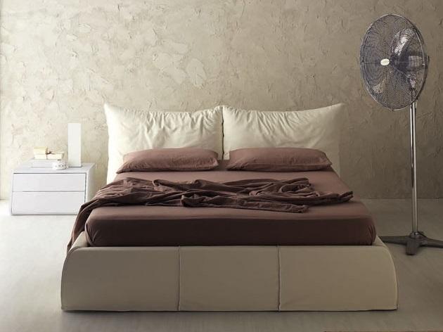 חדרי שינה מעוצבים | מיטה מעוצבת דגם בקסטר