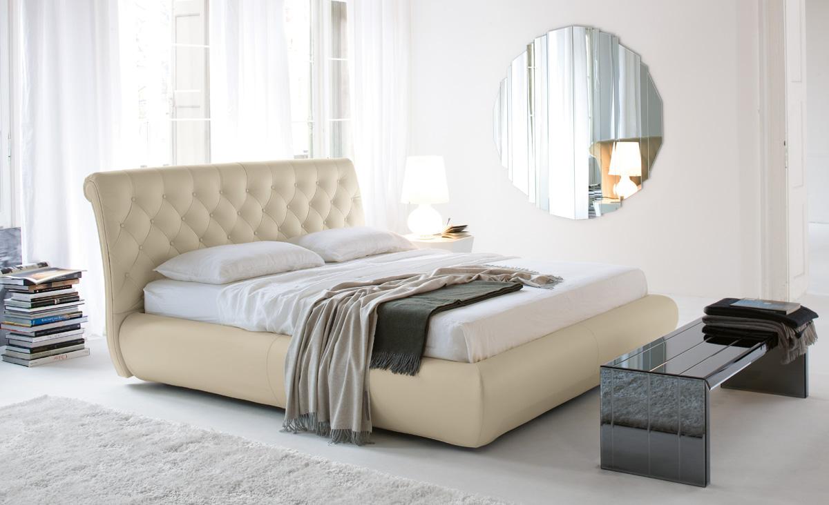 חדרי שינה מעוצבים | מיטה מעוצבת דגם גריפין