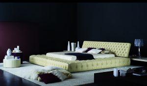 חדרי שינה מעוצבים | מיטה מעוצבת דגם סנדי