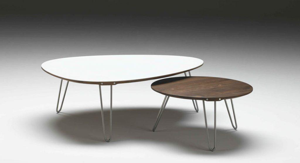 שולחן לסלון אמורפי
