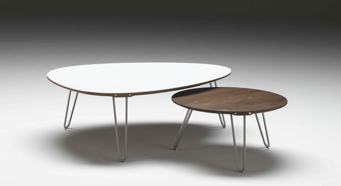 שולחן לסלון דגם אמורפי