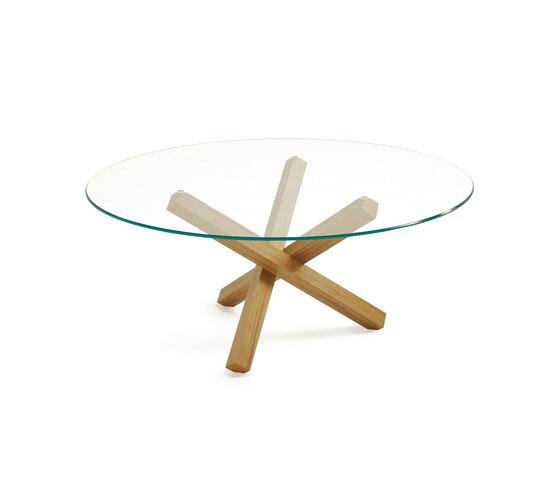 שולחן לסלון דגם גלאס