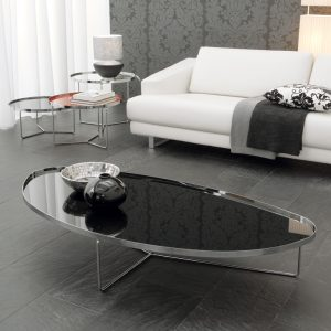 שולחנות סלון - שולחן סלון מעוצב דגם נאצ'וס