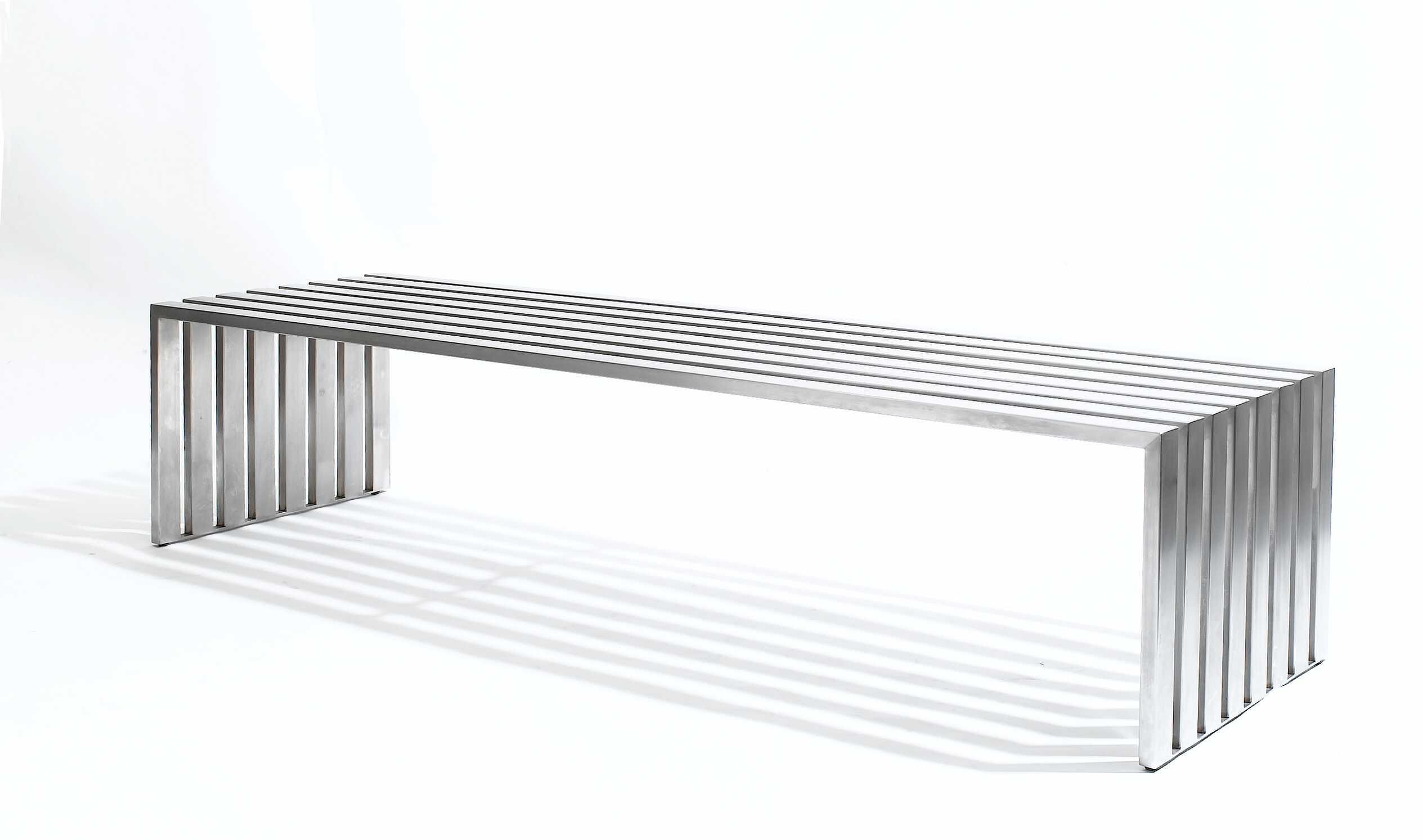 שולחנות סלון - שולחן סלון מעוצב דגם נירוסטה