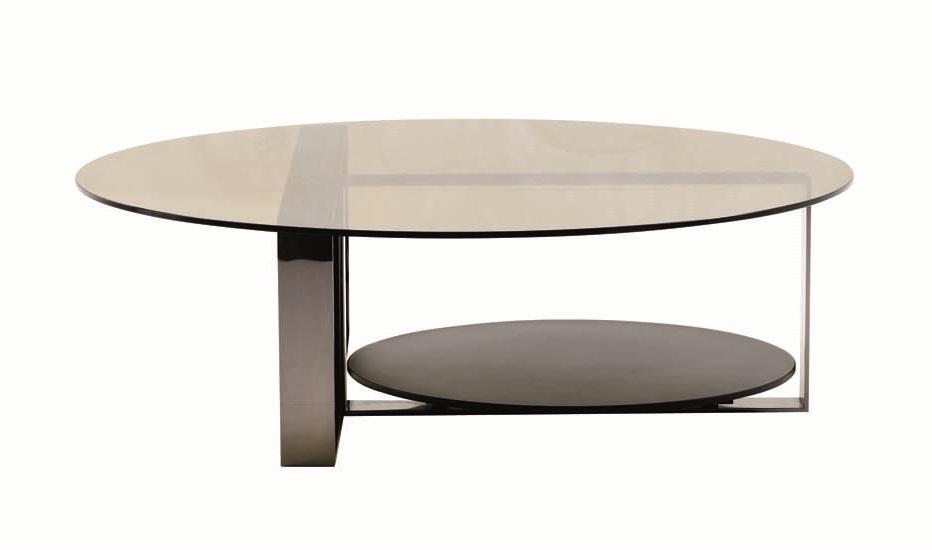 שולחנות סלון - שולחן סלון מעוצב דגם נלסון