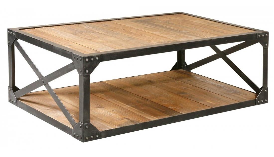 שולחן לסלון סקי