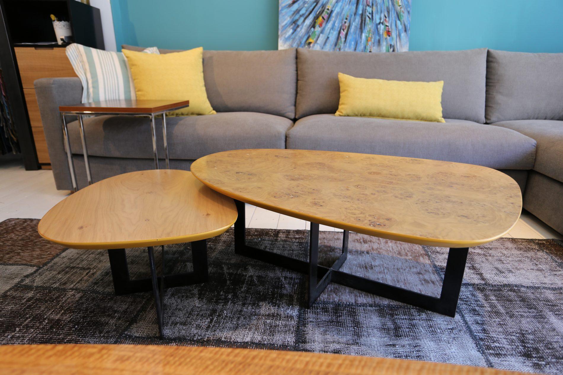 שולחן לסלון ביצה ארנה רהיטים