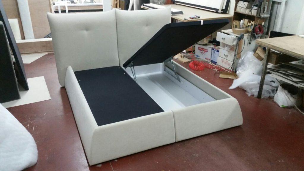 מיטה נפרדת אפשרויות אחסון