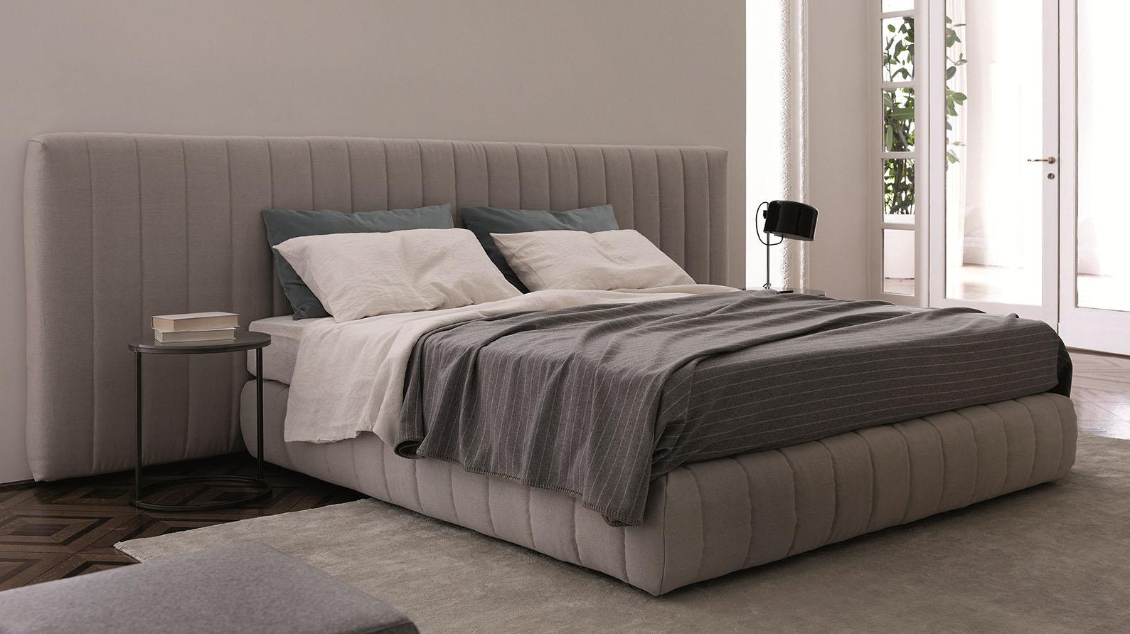 חדרי שינה מעוצבים מיטה דגם רויילטון