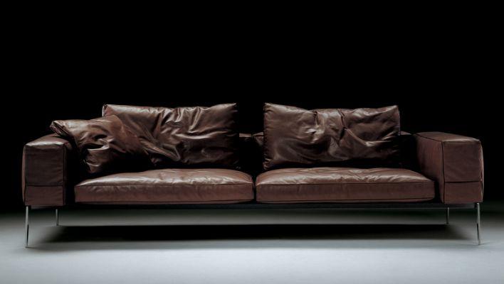 ספה מעוצבת דגם בוצ'ר