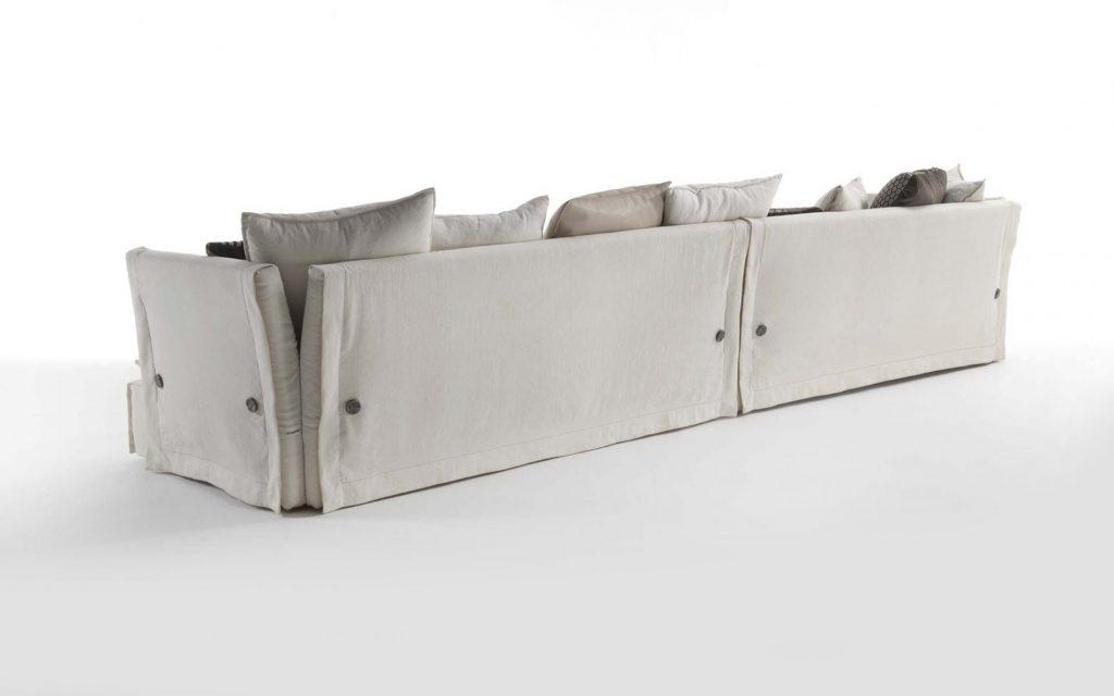 ספה מעוצבת דגם לוליטה מאחורה