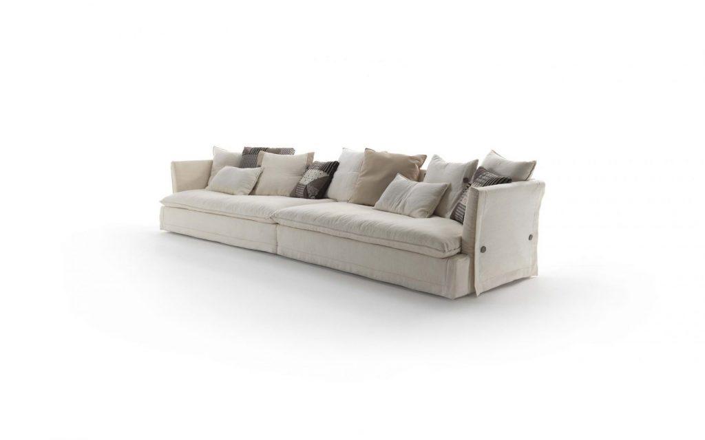 ספה מעוצבת דגם לוליטה מהצד