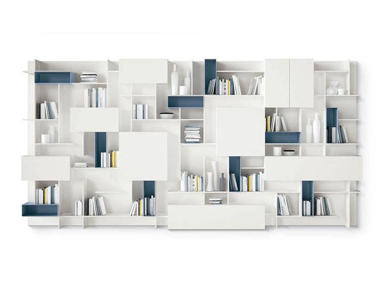 ספריות מעוצבות דגם לינקס