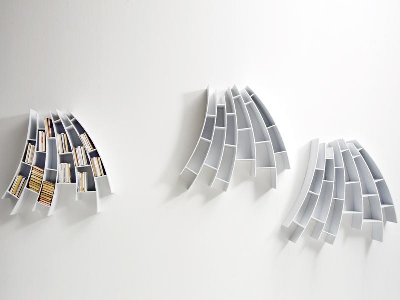 ספריות מעוצבות דגם סוהו