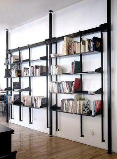 ספריות מעוצבות דגם אומגה