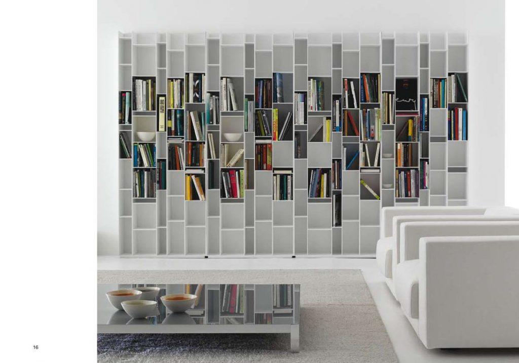 ספריות מעוצבות