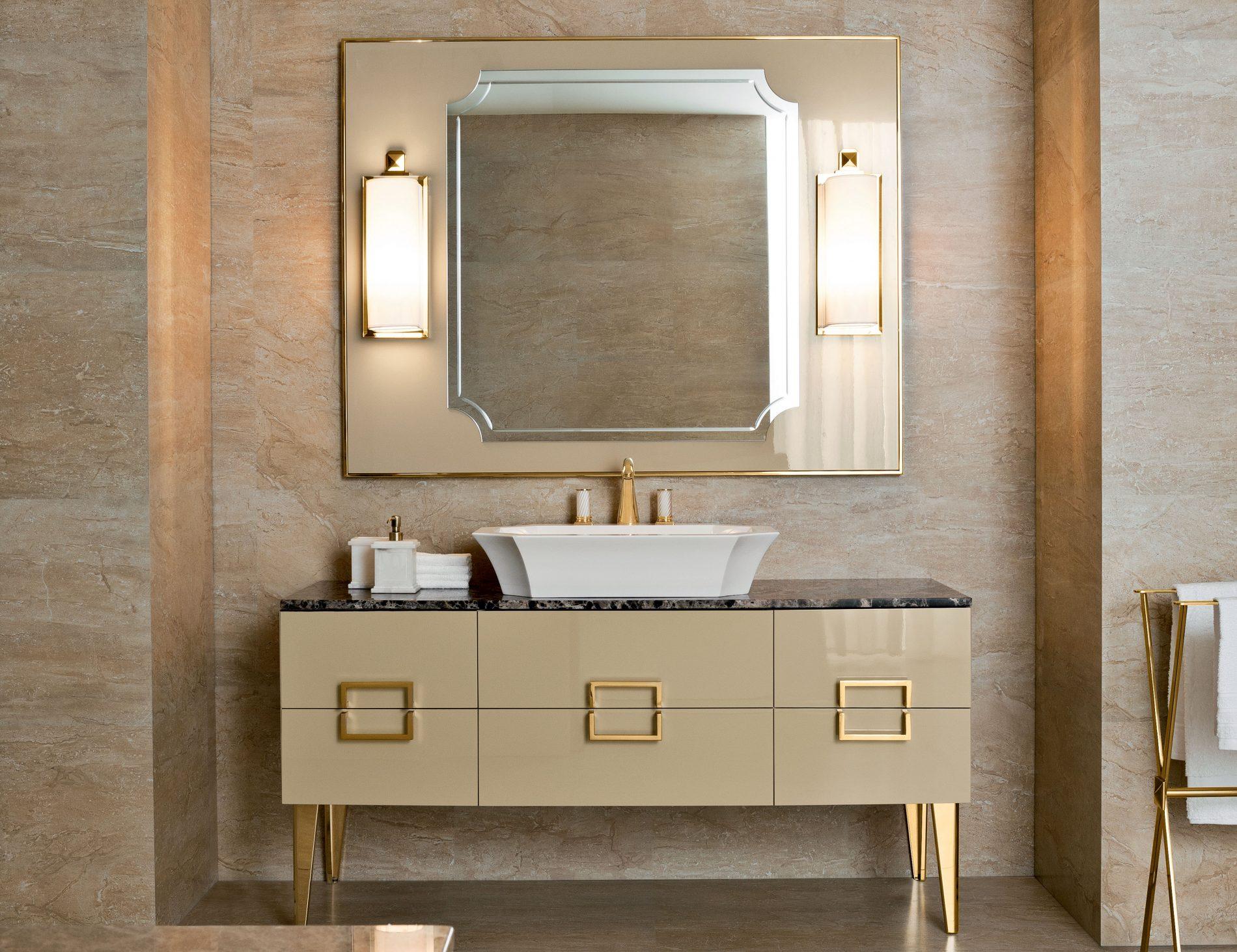 ארונות אמבטיה מעוצבים דגם הוואנה
