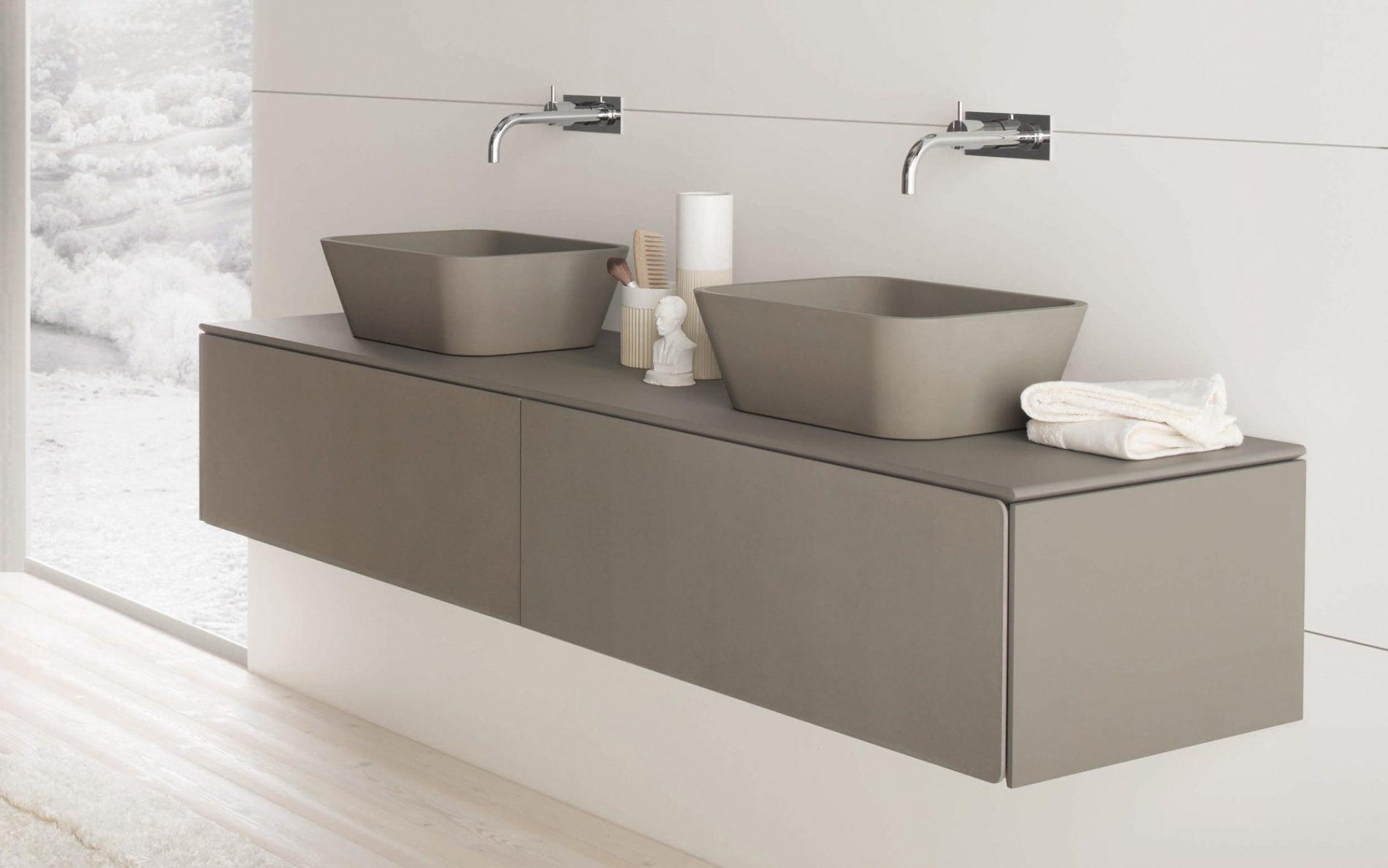 ארונות אמבטיה מעוצבים דגם קסטלו