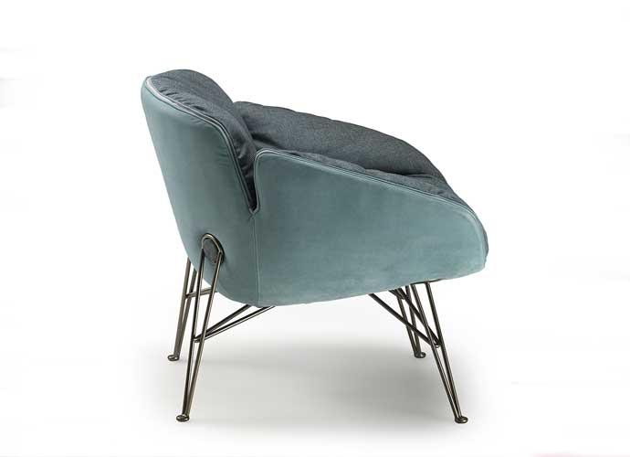 כורסאות מעוצבות דגם גולדי