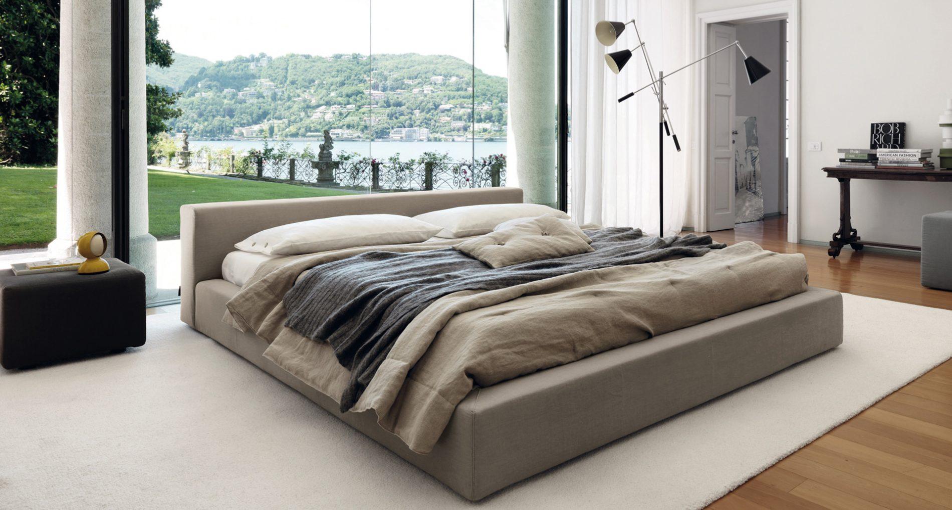 ארנה מעצבים - חדר שינה מעוצב