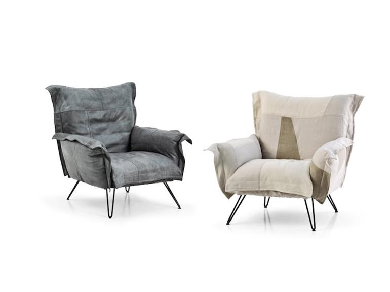 כורסאות מעוצבות דגם צ'פלין