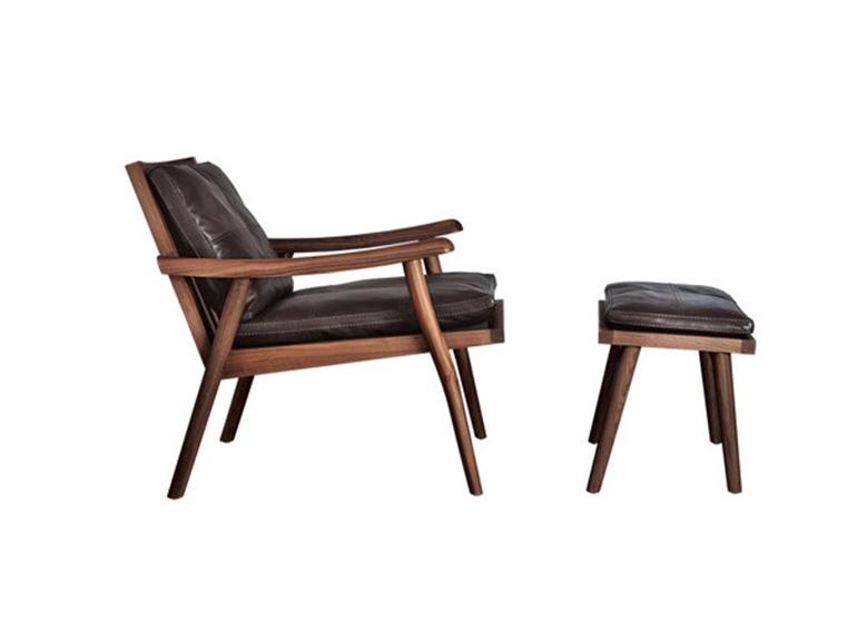 כורסא מעוצבת דגם בורבון