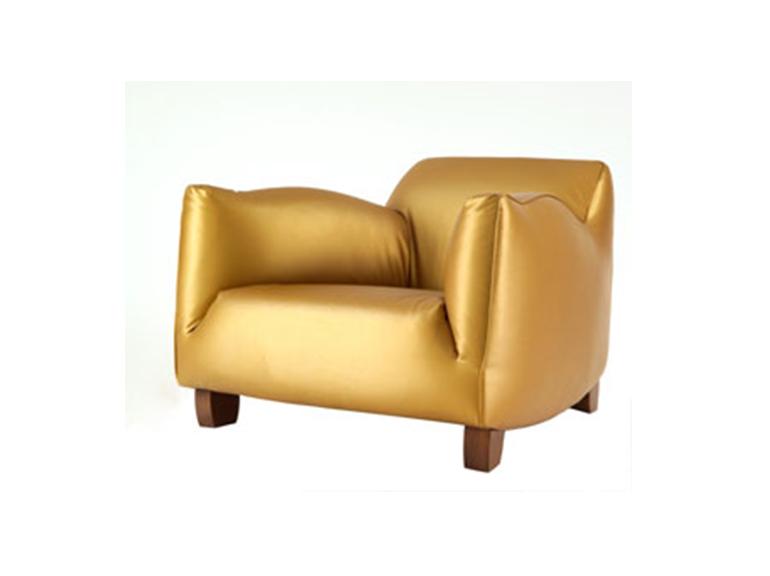 כורסא מעוצבת דגם בינגו וינטאג