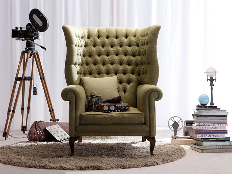 כורסא מעוצבת דגם האני