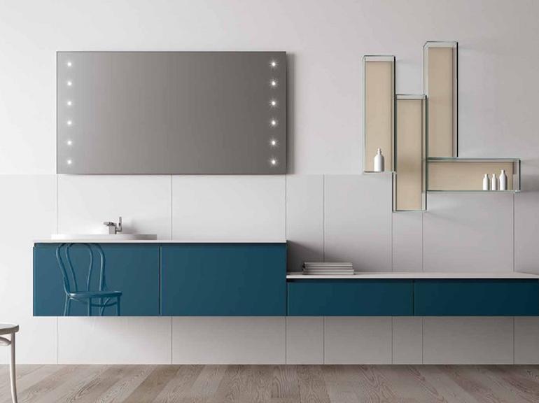 ארון אמבטיה מעוצב דגם דרים