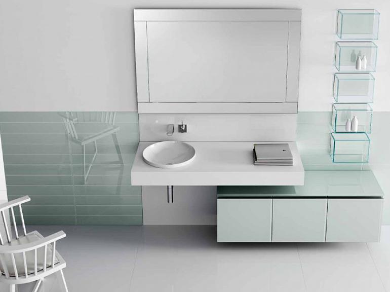 ארון אמבטיה מעוצב דגם ליאם
