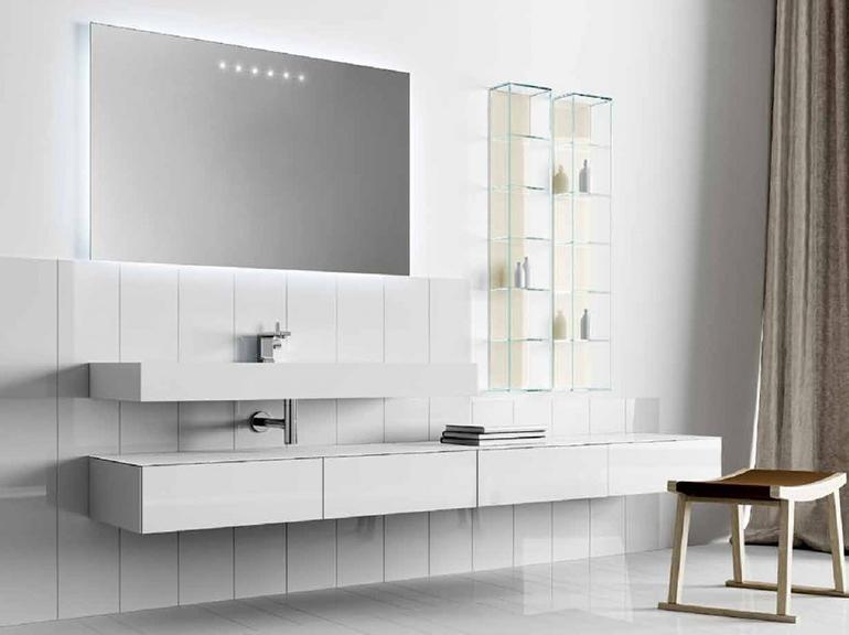 ארון אמבטיה מעוצב דגם פצ'ורי