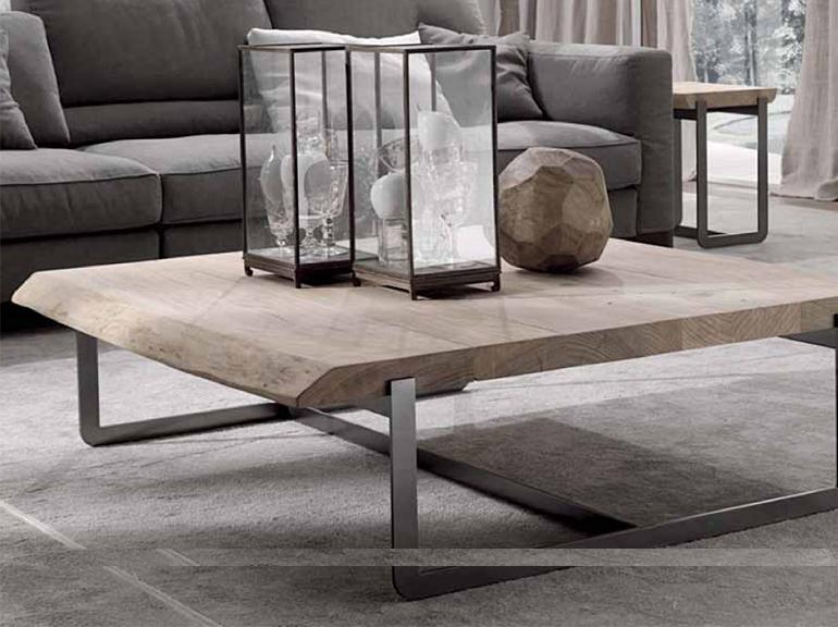 שולחן לסלון דגם איירון